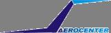Logotipo de la empresa aerocenter