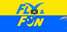 Logotipo de la empresa Fly & Fun