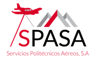 Logotipo de la empresa SPASA